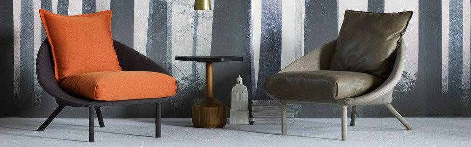 Poltrone design arredamento online abitastore for Poltrone online shop